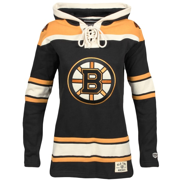 best service 1714b 1ab3c BOSTON BRUINS Women's Lacer Pullover Hoodie - Bob's Stores