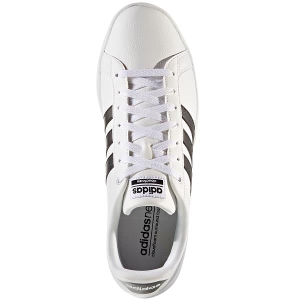 ADIDAS Men's Cloudfoam Advantage Clean Stripe Shoes