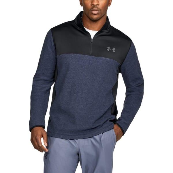 3e80507558 UNDER ARMOUR Men's ColdGear Infrared Fleece 1/4 Zip Pullover