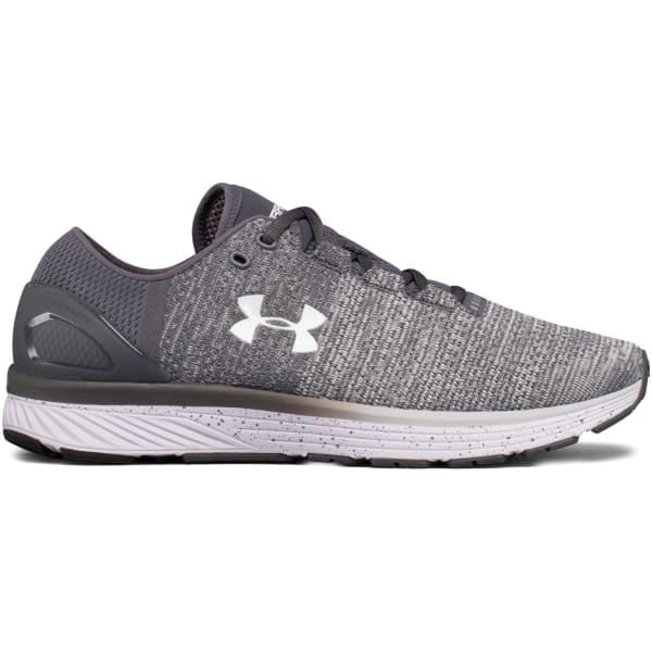 newest e188e 97302 UNDER ARMOUR Men's Charged Bandit 3 Running Shoes, Stealth ...