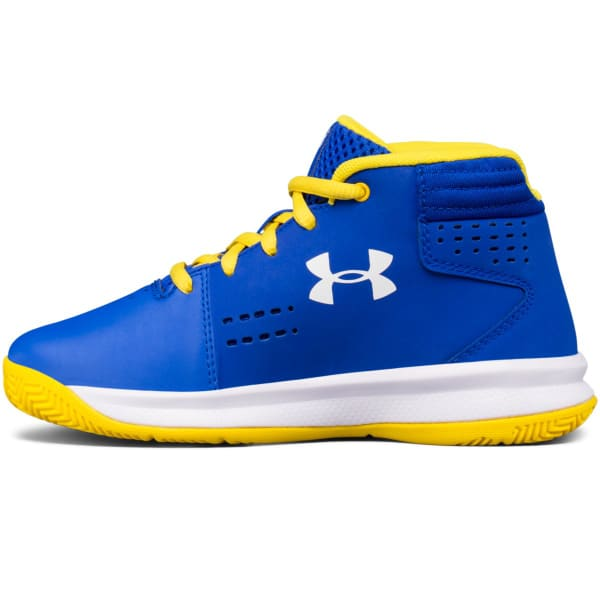 64459bd09f UNDER ARMOUR Boys' Pre-School UA Jet 2017 Basketball Shoes