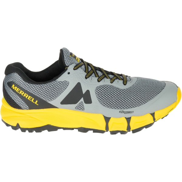 MERRELL Men's Agility Charge Flex Trail Running Shoes, Wild