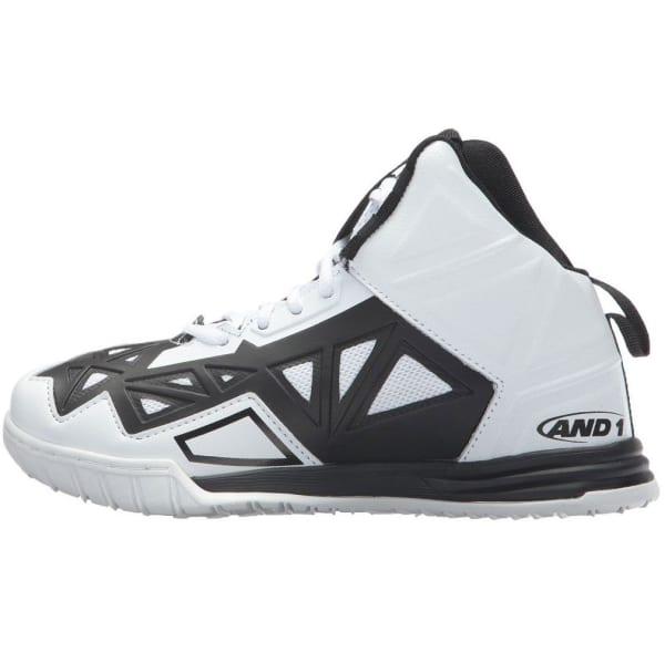AND1 Big Boys' Chaos Basketball Shoes