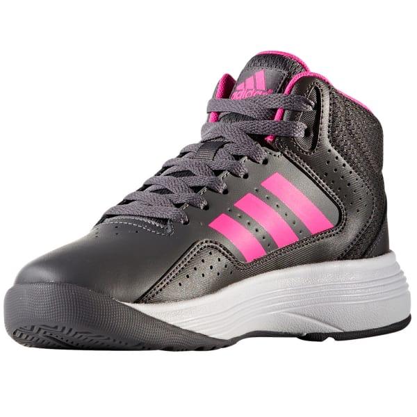 ADIDAS Big Girls' Cloudfoam Ilation Mid Basketball Shoes