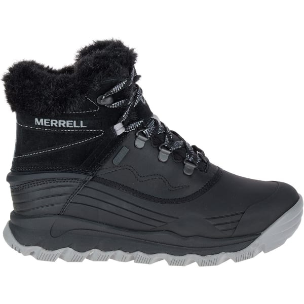 MERRELL Men's Thermo Vortex 6 Inch Waterproof Boots, Black