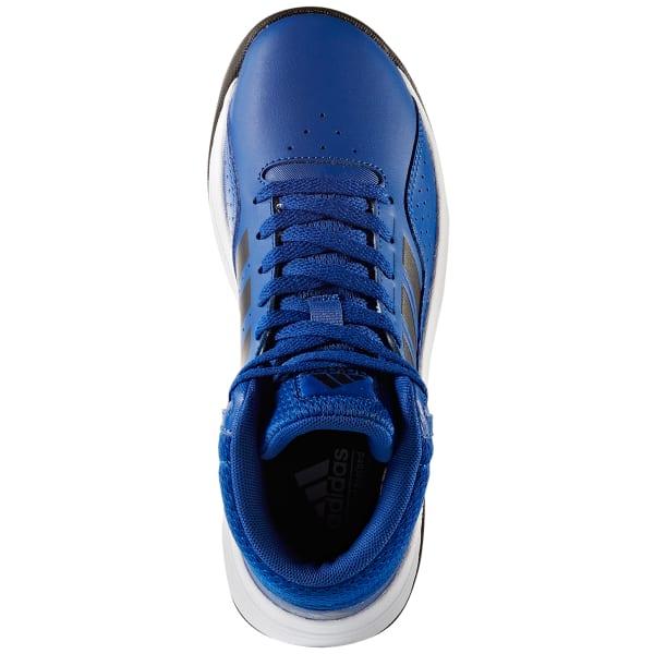 ADIDAS Boys' Cloudfoam Ilation Mid Basketball Shoes