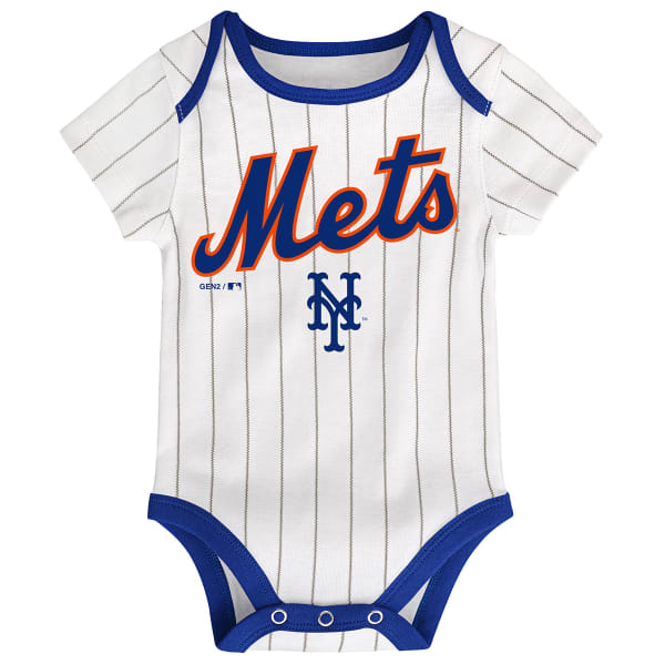 reputable site 0096b 97933 NEW YORK METS Infant Boys' Play Ball Creeper Set, 3-Pack