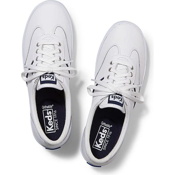 Craze II Leather Sneakers, Wide