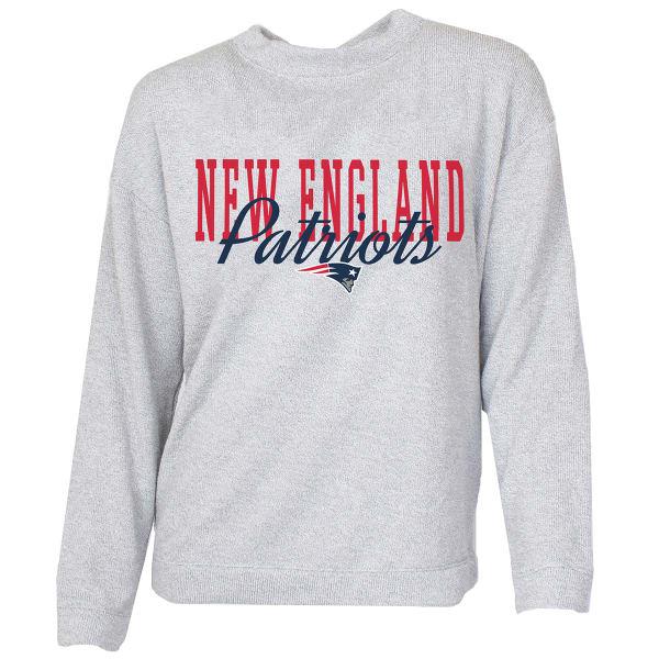 3d9a533b NEW ENGLAND PATRIOTS Women's Commit Long-Sleeve Top - Bob's Stores