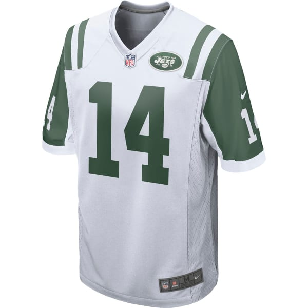 new concept fae62 46046 NIKE Men's New York Jets Sam Darnold Short-Sleeve Game Jersey