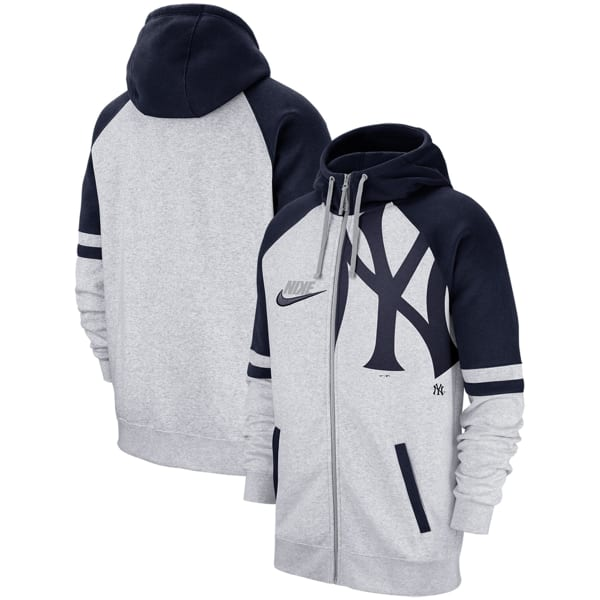 newest collection 611d3 37fcf NEW YORK YANKEES Men's Full-Zip Hoodie