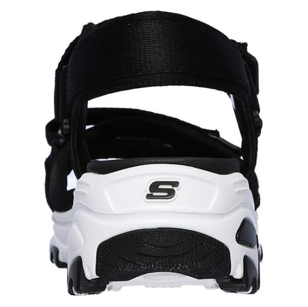SKECHERS Women's D'Lites Fresh Catch Sport Sandal