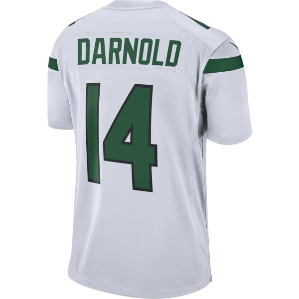 reputable site 34096 31429 NEW YORK JETS Men's Nike Sam Darnold NFL Jersey