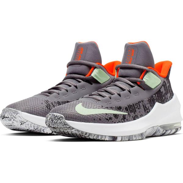 NIKE Boys' AIR Air Max Infuriate 2 Mid GS Basketball Shoes