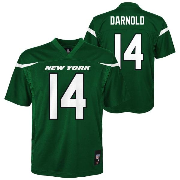 buy online c517e c6de5 NEW YORK JETS Kids NFL Sam Darnold Jersey