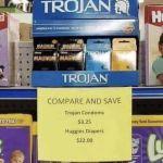 Az óvszer 7-szer olcsóbb, mint a pelenka! | BOCS Alapítvány