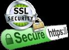 Biztonságos kapcsolat - SSL tanúsított Weboldal