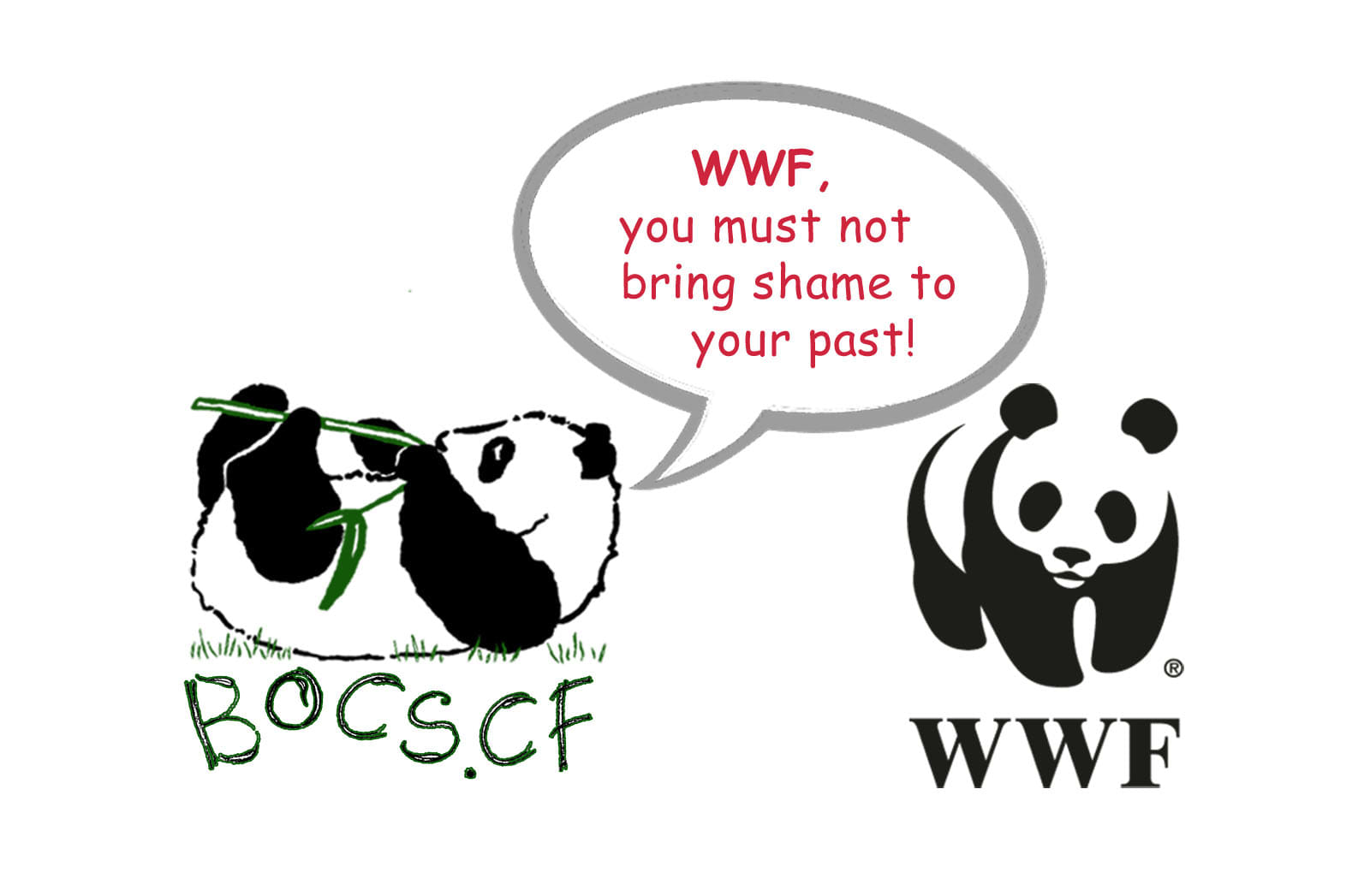 WWF's calculations about Europe lack credibility | BOCS Foundation