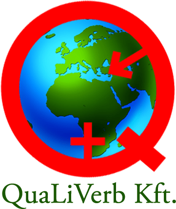 Kapcsolat - QuaLiVerb Kft. - QuaLiVerb Ltd.