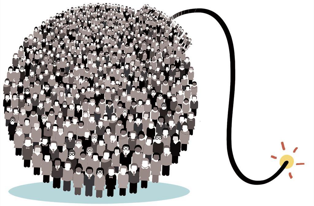 A 'több' már nem jobb, hanem az összeomláshoz vezet   BOCS Civilizációtervezés Alapítvány