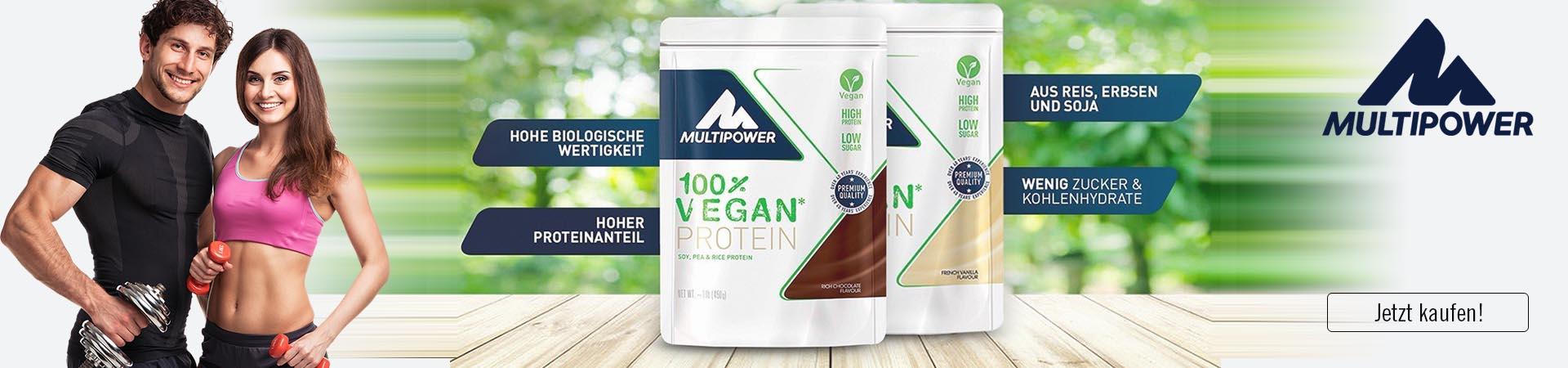 Multipower 100% Vegan ...