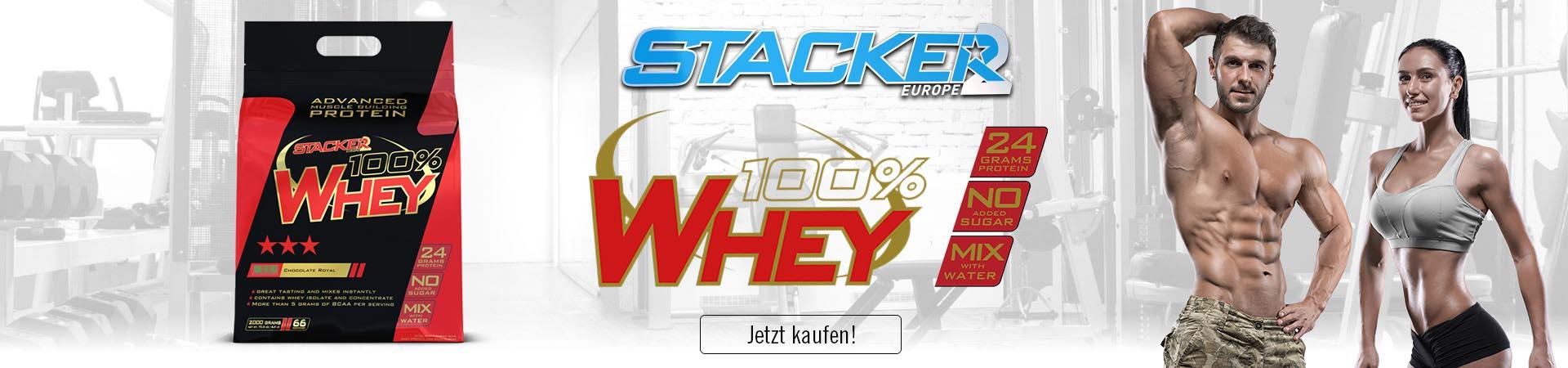 Stacker 2 100% Whey ...
