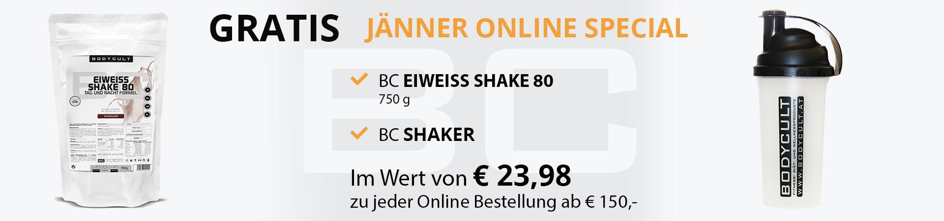 Jänner Online Special