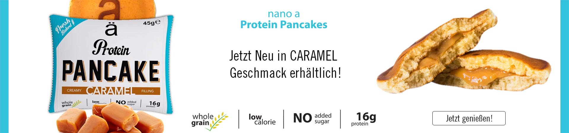Nano ä Pancake CARAMEL