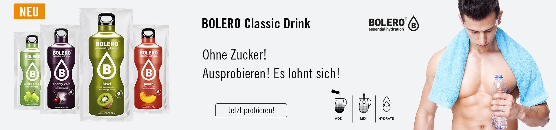 Bolero Classic Drink