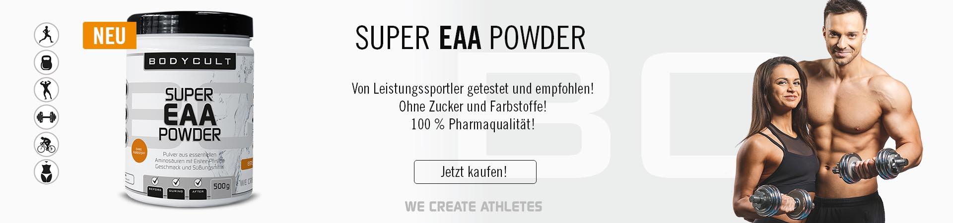 BODYCULT EAA Powder