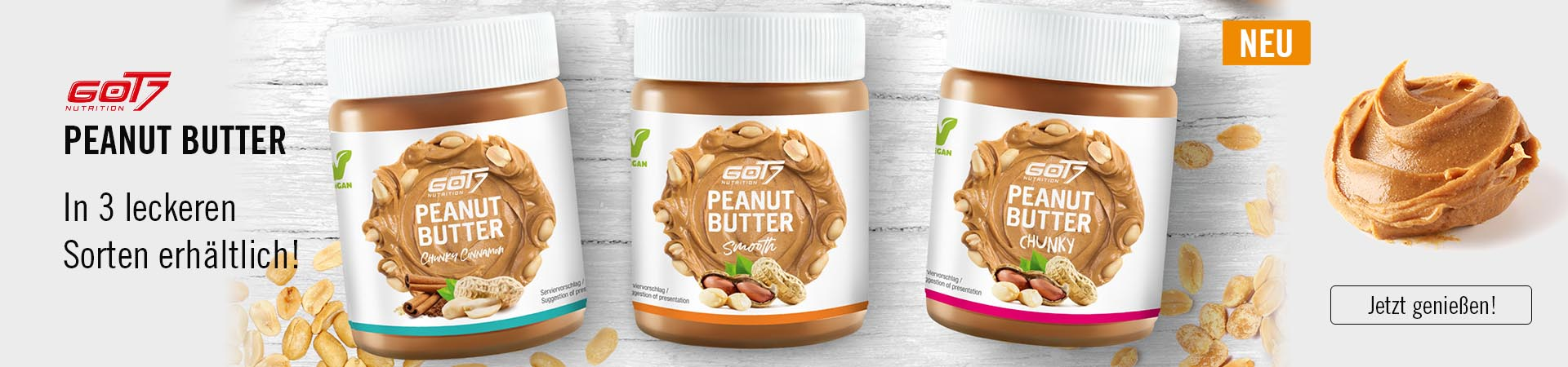 GOT7 Peanut Butter