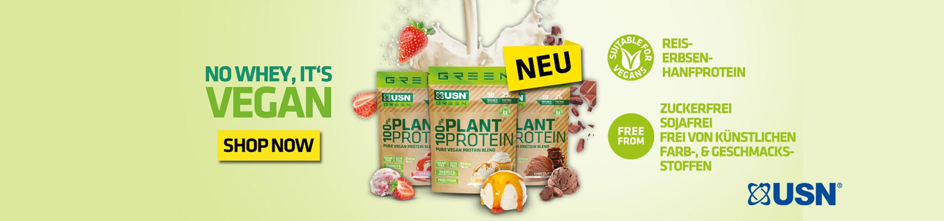 USN Plant Protein
