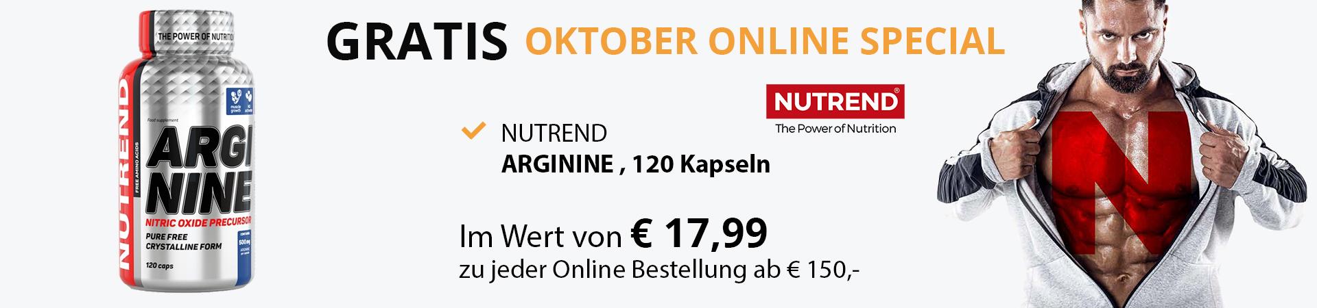 Oktober Online Special