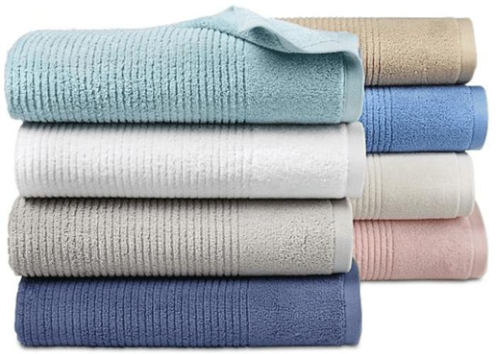 Martha Stewart Quick Dry Reversible Towels