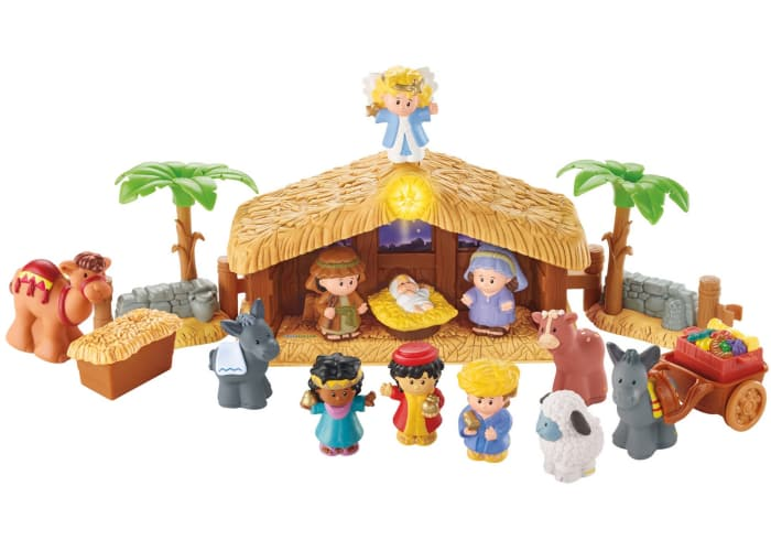Little People: A Christmas Story