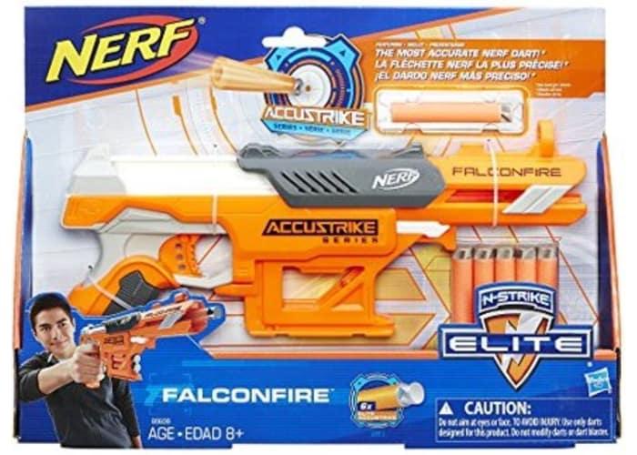 Nerf Aaccustrike Series Falconfire