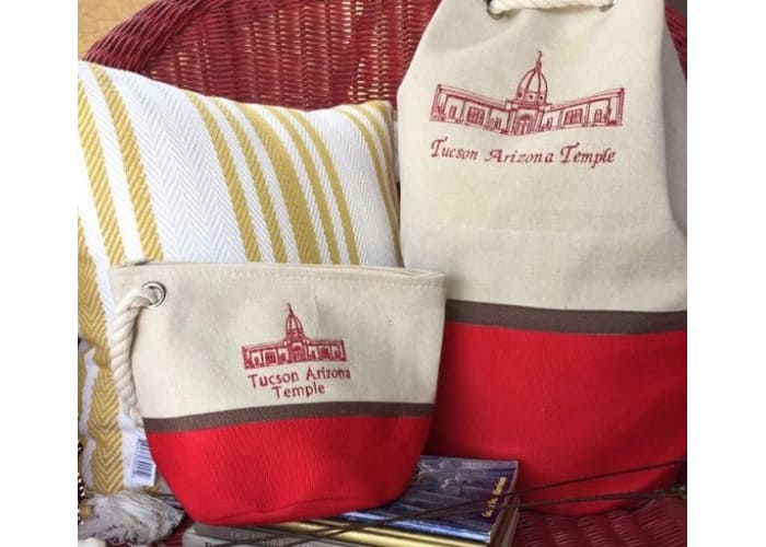 LDS Temple Bags & More