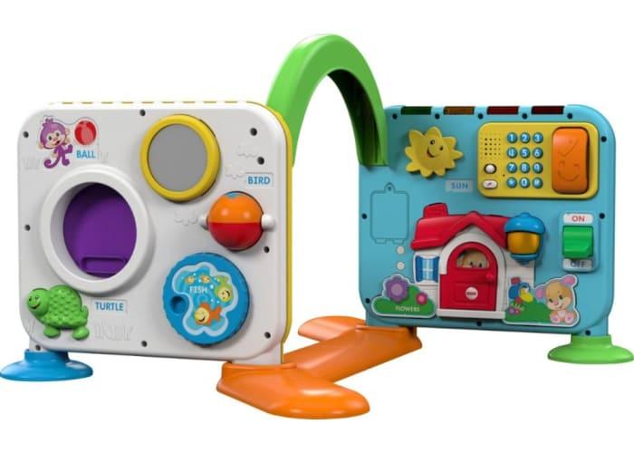 Mattel Laugh & Learn Crawl-Around Learning Center