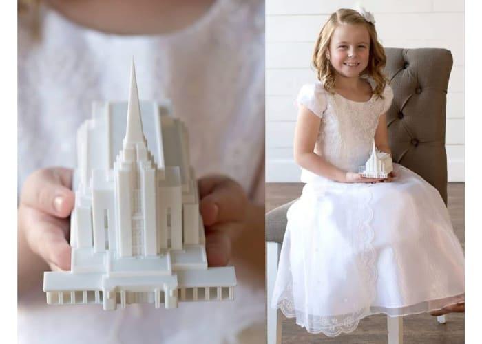 Tiny 3D Temples
