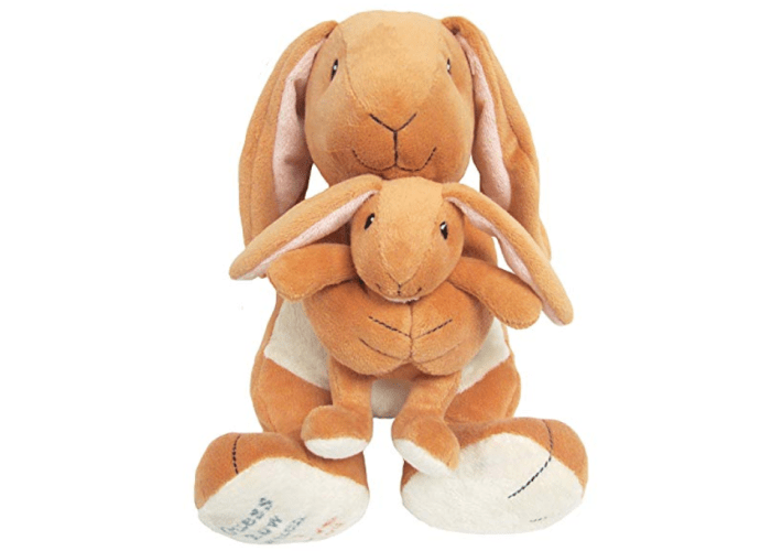Guess How Much I Love You Big and Little Nutbrown Hare