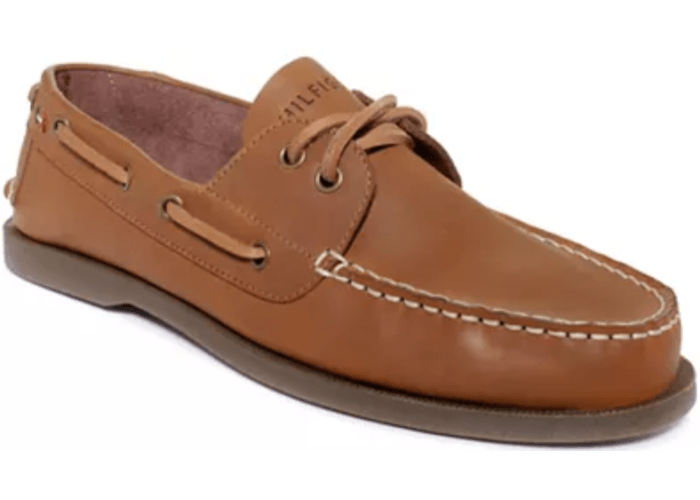 b6a7536e0338 Tommy Hilfiger Men s Bowman Boat Shoes