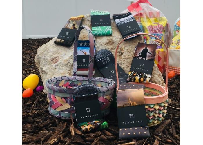 BomSocks LDS Apparel Easter Sale