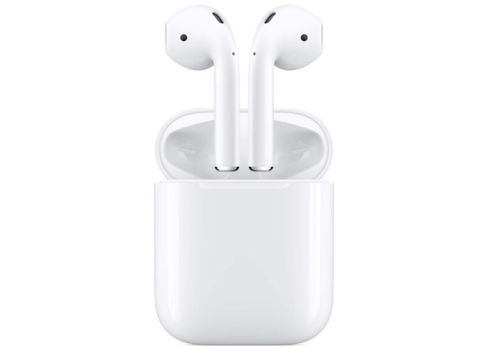 Apple AirPods with Charging Case (2nd Gen)