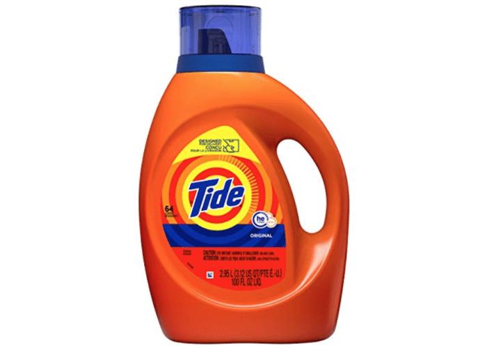 Tide Original Scent Liquid Laundry Detergent (100 oz)