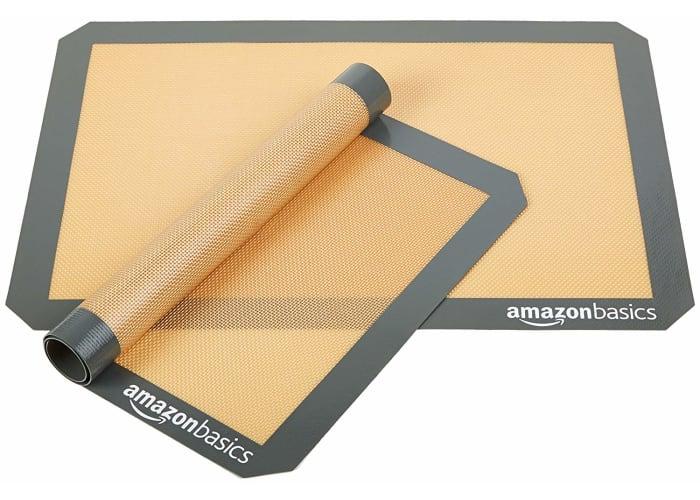 2-pk AmazonBasics Silicone Baking Mat