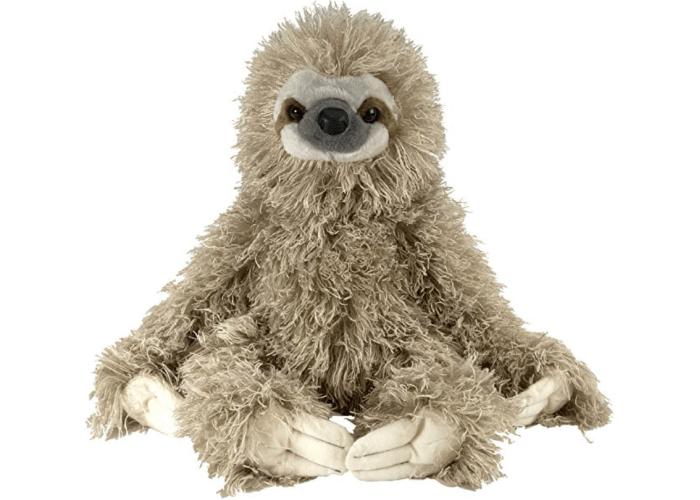 Wild Republic Cuddlekin Three Toed Sloth