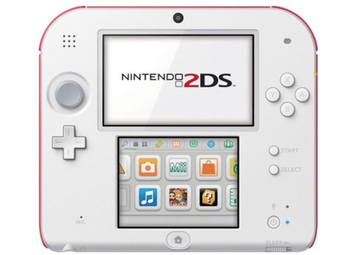 Nintendo 2DS + Free Game