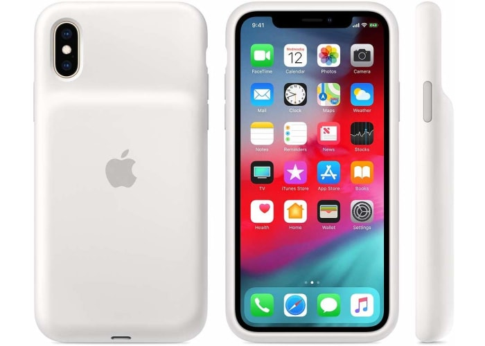 Apple Smart Battery Case (for iPhone Xs Max) - White