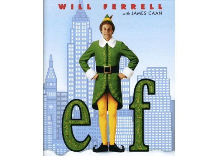 Elf on Blu-Ray