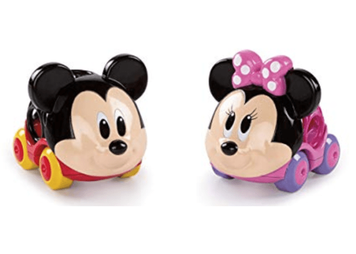 Disney Baby Go Grippers Mickey Mouse & Friends Collection from Oball